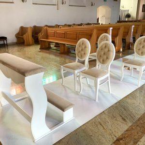 Dekoracje do kościoła